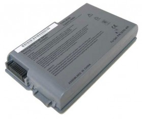 Baterai Dell Latitude D500 D600 Inspiron 500m 600m Series (OEM) - Gray