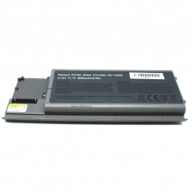 Baterai Dell Latitude D620 Series (OEM) - Gray