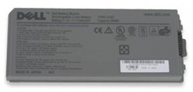 Baterai Dell Latitude D810 (OEM) - Gray