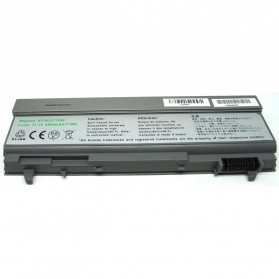 Baterai Laptop / Notebook - Baterai Laptop Dell Latitude dan Precision(OEM) - Gray Silver