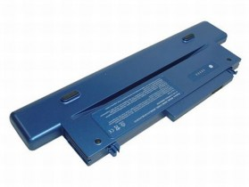 Baterai Dell Latitude X300 / Inspiron 300m High Capacity Lithium-ion (OEM) - Dark Blue