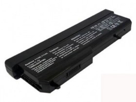 Baterai Dell Vostro 1310 1320 1510 1520 2510 Super High Capacity (OEM) - Black