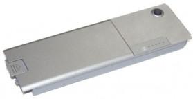 Baterai Latitude D800/Inspiron 8500/8600/Precision M60 Series OEM - Gray Silver