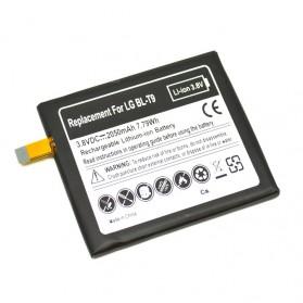 Baterai Cell Laptop / Notebook - Battery Replacement for LG Nexus 5 / D820 / D821 2050mAh 3.8V - Black