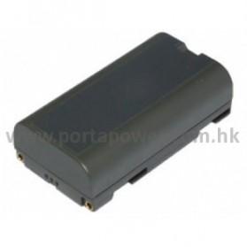 Battery Replacement for Panasonic Hitachi JVC RCA BN-V812/814U 2300mAh. - Gray
