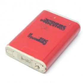Panasonic Prismatic Li-Ion Battery 1950mAh - CGA103450A (14 DAYS) - Red