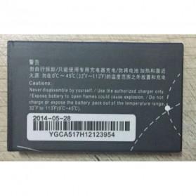 Baterai for Huawei Huawei C6100 C2822 E583C C2823 C2827 C2829 E5830 E5 1400 mAh - HB7A1H - Black - 3