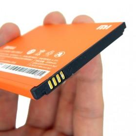 Baterai Xiaomi Redmi 2 2200mAh - BM44 (Replika 1:1) - Orange - 2