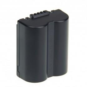 Battery Replacement for Panasonic Lumix DMC-FZ Series DMW-BMA7 CGA-S006 CGAS600 - 800mAh - Black - 3