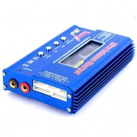 IMAX B6 Charger Baterai LiPo Li-ion Polymer 80W - Blue - 3