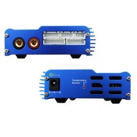IMAX B6 Charger Baterai LiPo Li-ion Polymer 80W - Blue - 4