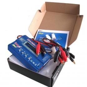 IMAX B6 Charger Baterai LiPo Li-ion Polymer 80W - Blue - 5