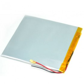 Battery Rechargeable Li-Polymer 30100105 3.7V 4000mAh for Tablet PC - 2