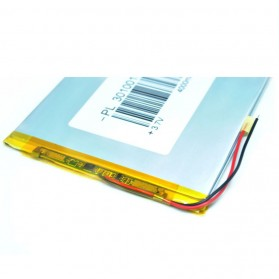 Battery Rechargeable Li-Polymer 30100105 3.7V 4000mAh for Tablet PC - 3