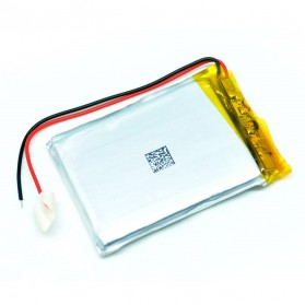 Battery PLS03450 650mAh 50 x 34 x 5 mm