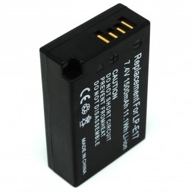 Battery Replacement for Canon LP-E17 1500mAh - Black - 4