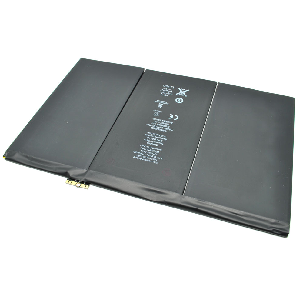Battery Replacement 11560mAh For Apple IPad 3