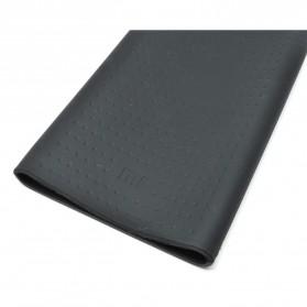 Silicon Cover Untuk Xiaomi Power Bank Type C 10000mAh - Black - 2