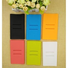 Silicon Cover Untuk Xiaomi Power Bank Type C 10000mAh - Black - 3