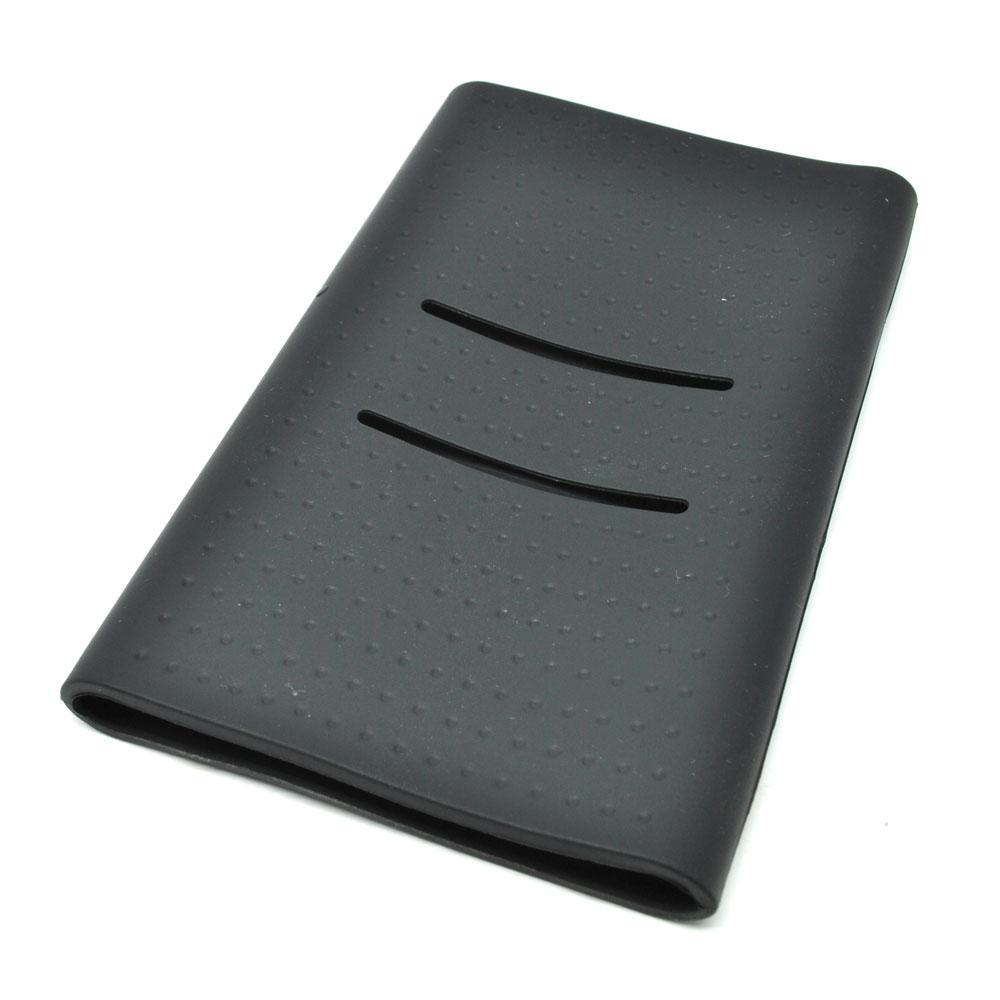 newest 16401 e1e1f Silicon Cover Untuk Xiaomi Power Bank Type C 10000mAh - Black
