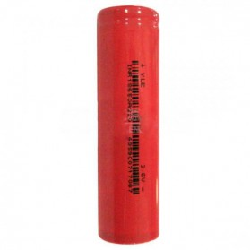 Yklik INR 18650-A220 Lithium Ion Battery 3.6V 2200mAh (14 Days) - Red