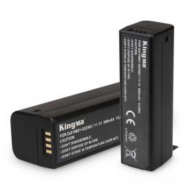 Kingma Baterai DJI Osmo 2 PCS dengan Charger Baterai 2 Slot - BM036 - Black - 5