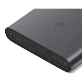 Xiaomi Power Bank 10000mAh 2nd Generation (Replika 1:1) - Silver - 5