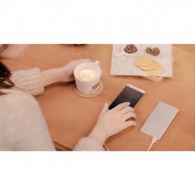 Xiaomi Power Bank 10000mAh 2nd Generation (Replika 1:1) - Silver - 7