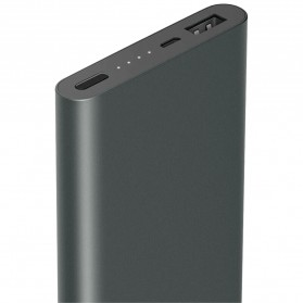 Xiaomi Power Bank 10000mAh 2nd Generation (Replika 1:1) - Black