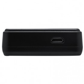 Mayitr Charger Baterai Kamera 2 Slot untuk SONY NP-BX1 - LCD2-NPBX1 - Black - 3
