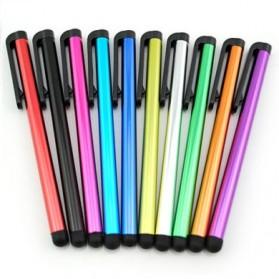 Stylus Aluminium untuk Smartphone & Tablet - B70 - Silver - 3