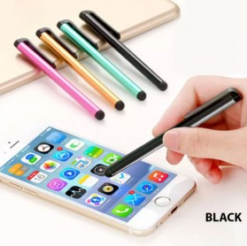 Stylus Aluminium untuk Smartphone & Tablet - B70 - Black