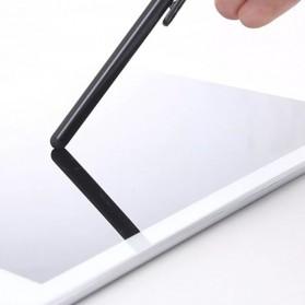 Stylus Aluminium untuk Smartphone & Tablet - B70 - Black - 2