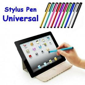 Stylus Aluminium untuk Smartphone & Tablet - B70 - Black - 5