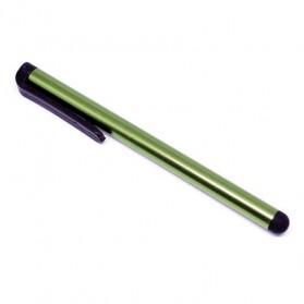 Stylus Aluminium untuk Smartphone & Tablet - Light Green