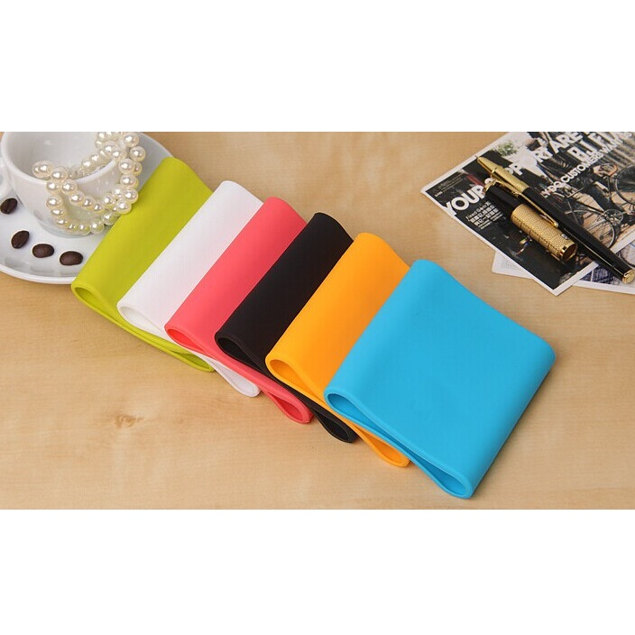 silicon cover for xiaomi power bank 10400mah   black   jakartanotebook