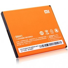 Replacement Battery for Xiaomi Redmi 1S 2000mAh - BM41 - Orange - 2