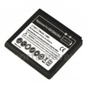 Baterai Handphone Samsung GT-S8000 S7550 R710 U820 750mAh 3.7V - Black - 3