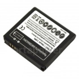 Baterai Handphone Samsung GT-S8000 S7550 R710 U820 750mAh 3.7V - Black - 4