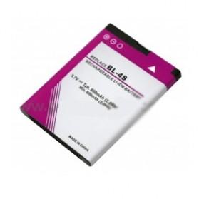Baterai Nokia BL-4S (OEM) - Black