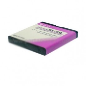 Baterai Nokia BL-6Q (OEM) - Black