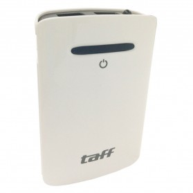 Taff Power Bank 8400mAh Model MP8 for Tablet and Smartphone - White
