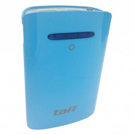 Taff Power Bank 8400mAh Model MP8 for Tablet and Smartphone - Blue
