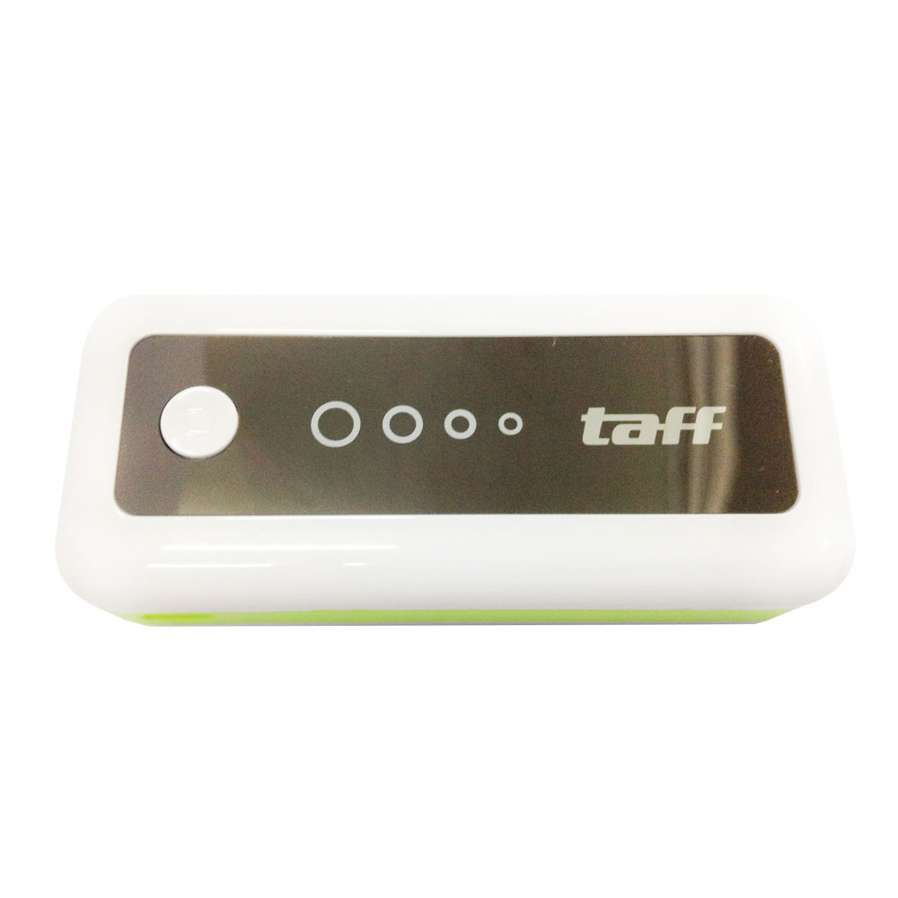 Taff Power Bank 5200mah Model Mp5 No Box For Tablet And Smartphone Hame H13d 2 Port 10000mah