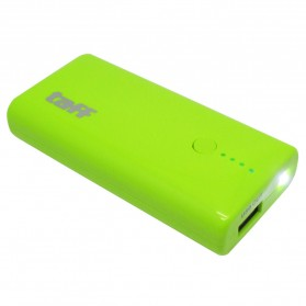 Taff Power Bank 4400mAh for Smartphone - MP20 - Green