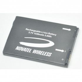 Baterai for Novatel Wireless MiFi 2352 / 2372 / 3352 / 4510 - Black