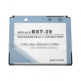 Baterai Sony Ericsson T707 W308C Z555a (OEM) - Black