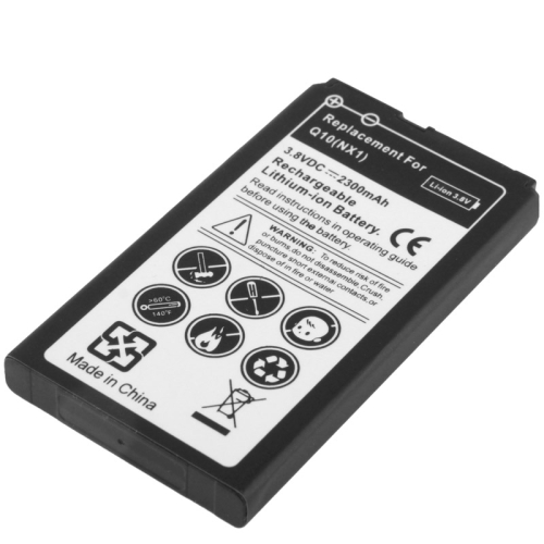 ... Replacement Business Battery 2300mAh for Blackberry Q10 - Black - 2 ...
