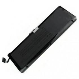 Baterai Apple Macbook Pro 17 inch A1297 (2009 Version) MC226 Lithium Polymer (OEM) - Black