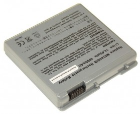 Baterai APPLE PowerBook G4 Series (Titanium) Series (OEM) - Gray Silver